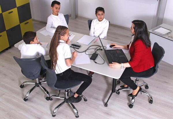 Emko Folding Group Table