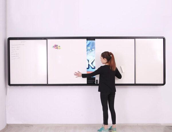 emkotech surgulu LED akıllı tahta